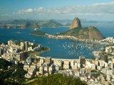 Brazilská metropole Rio de Janeiro