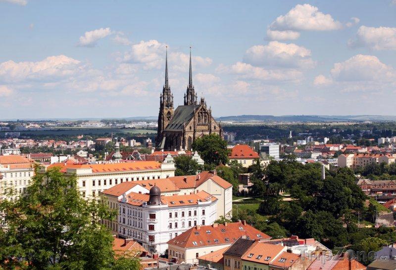 Fotka, Foto Brno, katedrála sv. Petra a Pavla (Česká republika)