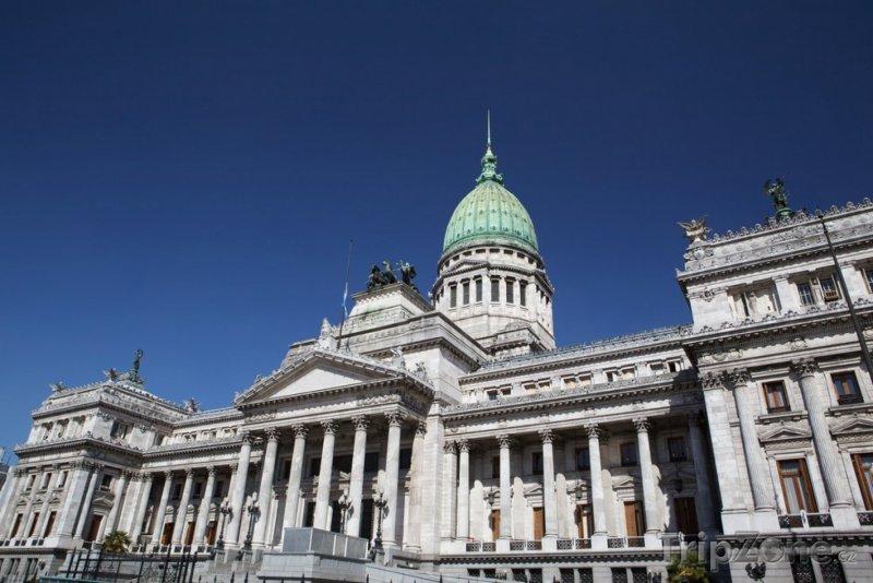 Fotka, Foto Budova Národního kongresu (Buenos Aires, Argentina)