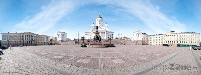 Fotka, Foto Centrální náměstí (Helsinky, Finsko)