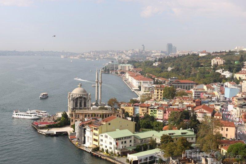 Fotka, Foto Centrum přístavu (Istanbul, Turecko)