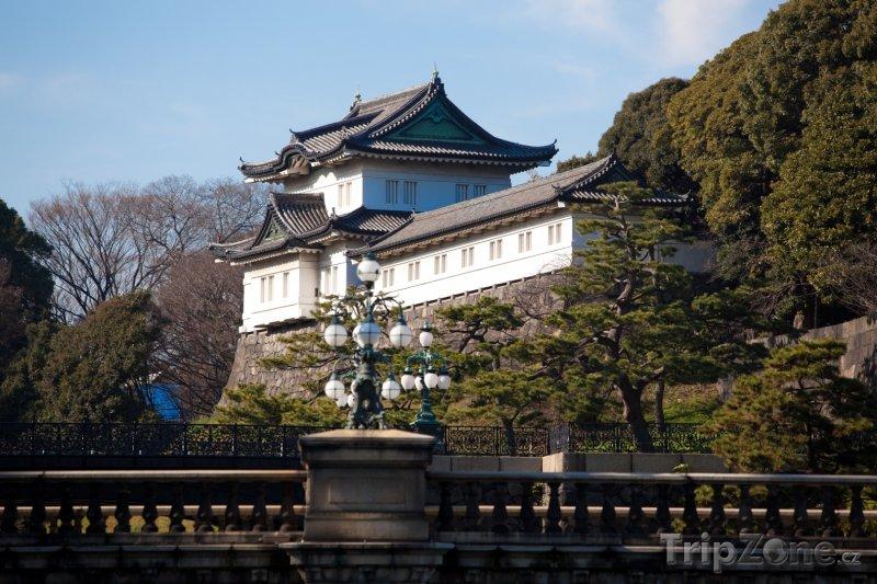 Fotka, Foto Císařský palác v Tokiu (Tokio, Japonsko)