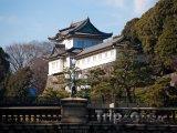 Císařský palác v Tokiu