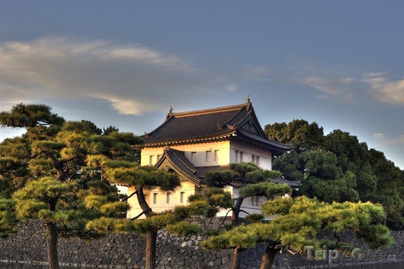 Fotka, Foto Císařský palác (Tokio, Japonsko)