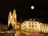Curych - katedrála Grossmunster