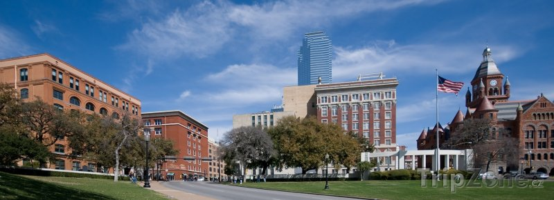Fotka, Foto Dealey Plaza (Dallas, USA)
