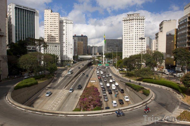 Fotka, Foto Doprava v Sao Paulu (Brazílie)