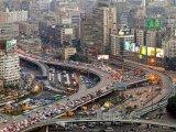 Dopravní kolaps v centru města