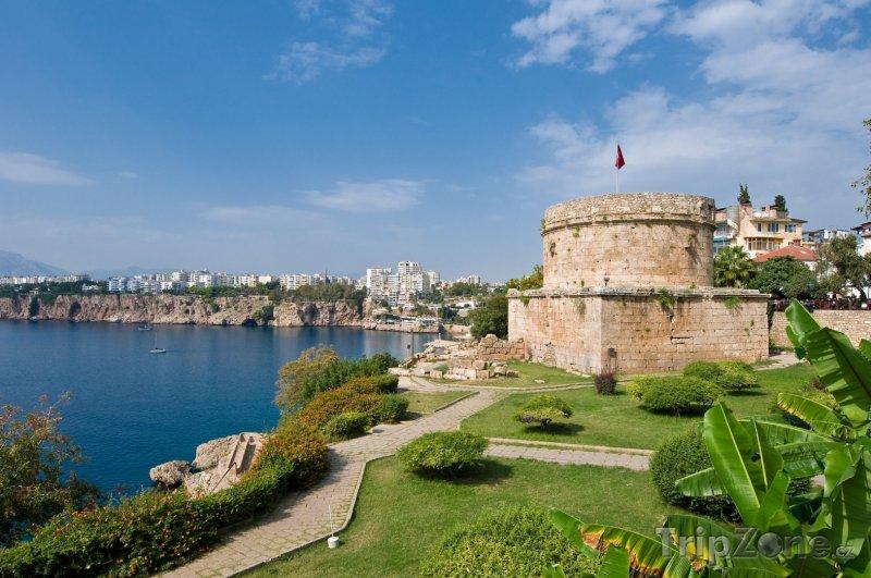 Fotka, Foto Hidirlik Tower (Antalya, Turecko)