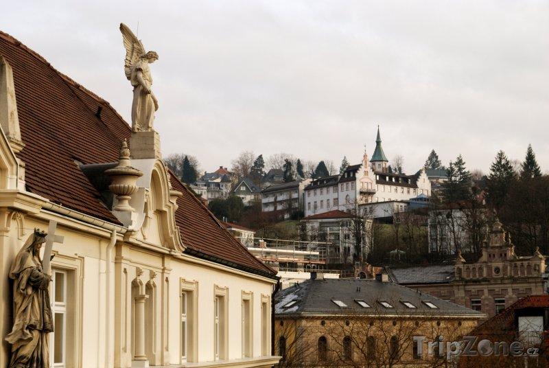 Fotka, Foto Historické centrum Baden-Baden (Bádensko-Württembersko, Německo)