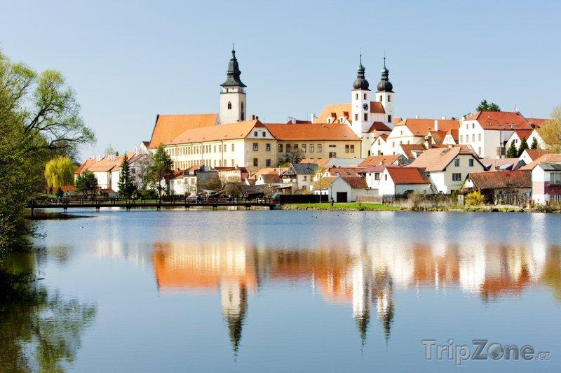 Fotka, Foto Historické město Telč na Vysočině (Česká republika)