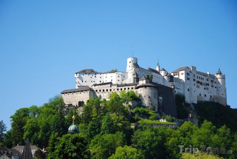 Fotka, Foto Hohensalcburská pevnost (Salcburk, Rakousko)