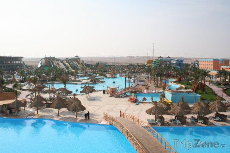 Fotka, Foto Hotel Jungle Aqua Park (Hurghada, Egypt)