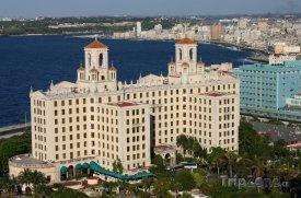 Hotel National na pobřeží
