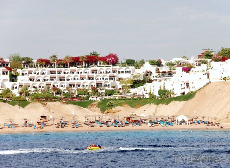 Fotka, Foto Hotelový resort v Naama Bay (Sharm El Sheikh, Egypt)