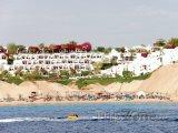Hotelový resort v Naama Bay