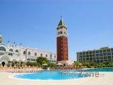 Hotelový resort ve stylu Benátek