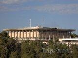 Jeruzalém - budova parlamentu