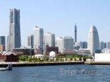 Jokohama - panorama města