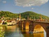 Kamenný most v Heidelbergu
