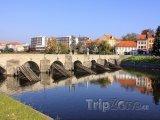 Kamenný most v Písku, nejstarší dochovaný most v ČR