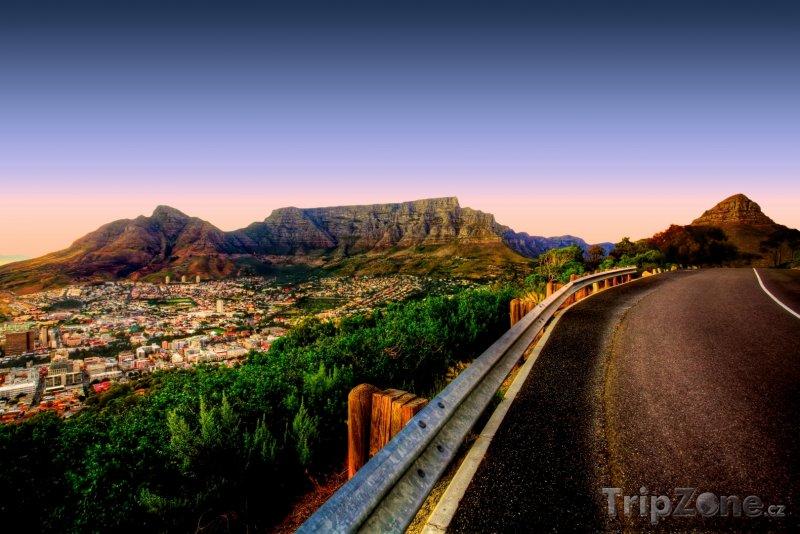 Fotka, Foto Kapské město a stolová hora (Jihoafrická republika)