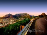 Kapské město a stolová hora