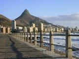 Kapské město - pobřežní promenáda