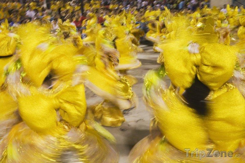 Fotka, Foto Karneval v Riu (Brazílie)