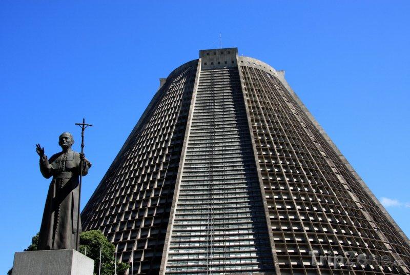 Fotka, Foto Katedrála São Sebastião (Rio de Janeiro, Brazílie)