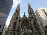 Katedrála sv. Patrika v New Yorku