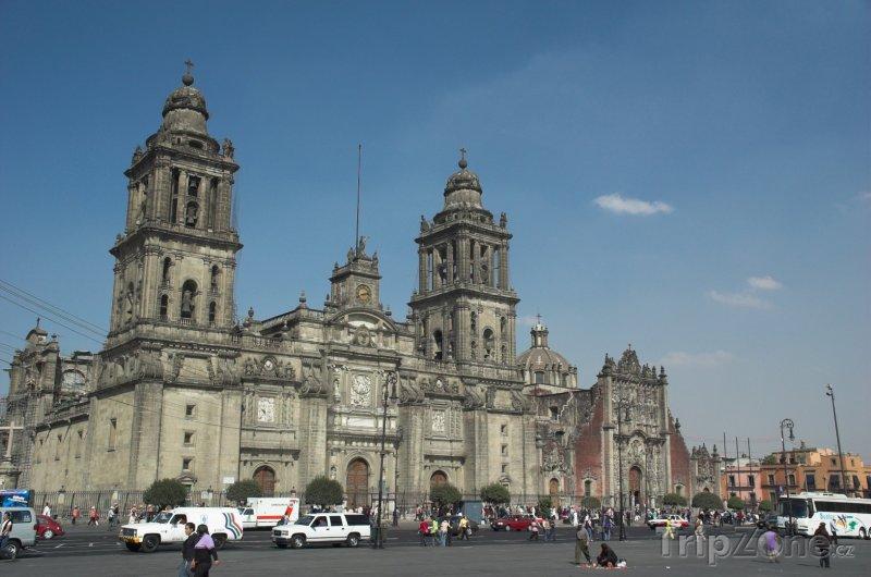 Fotka, Foto Katedrála (Mexico City, Mexiko)
