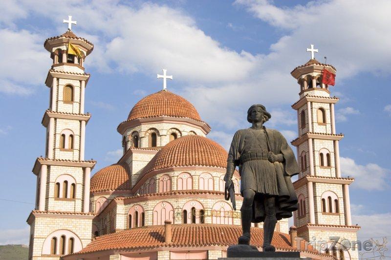 Fotka, Foto Korce - kostel sv. Jiří (Albánie)