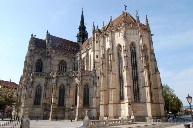 Fotka, Foto Košice, katedrála sv. Alžběty (Slovensko)