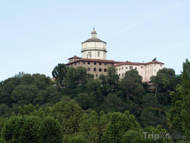 Fotka, Foto Kostel Monte dei Cappuccini (Turín, Itálie)