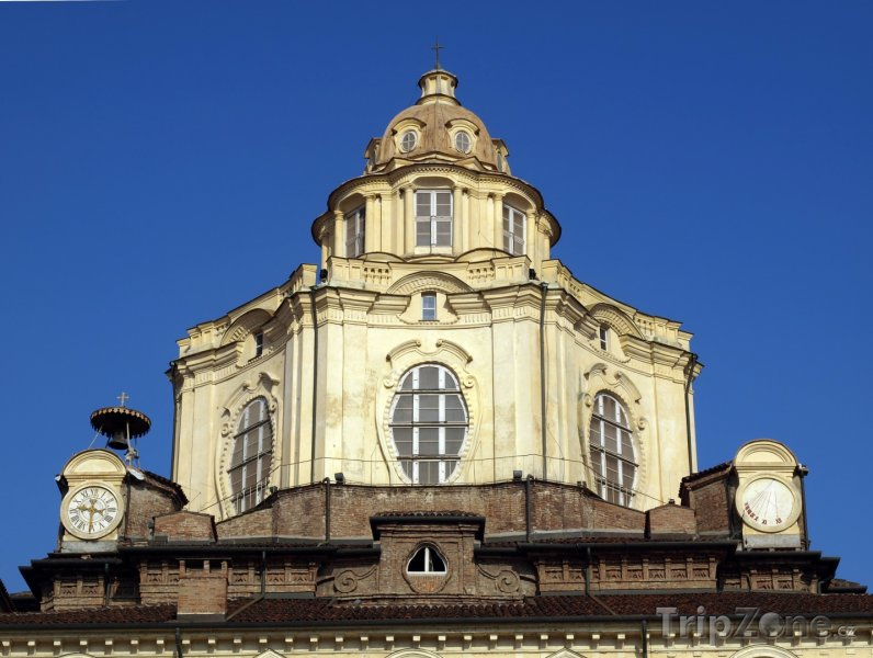 Fotka, Foto Kostel San Lorenzo (Turín, Itálie)