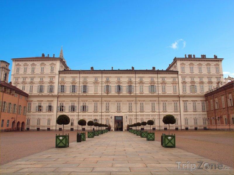 Fotka, Foto Královský palác (Turín, Itálie)