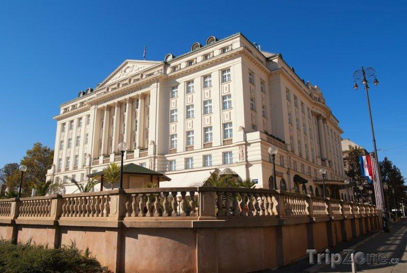 Fotka, Foto Luxusní hotel Esplande (Záhřeb, Chorvatsko)