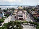 Manaus - divadlo Amazonas
