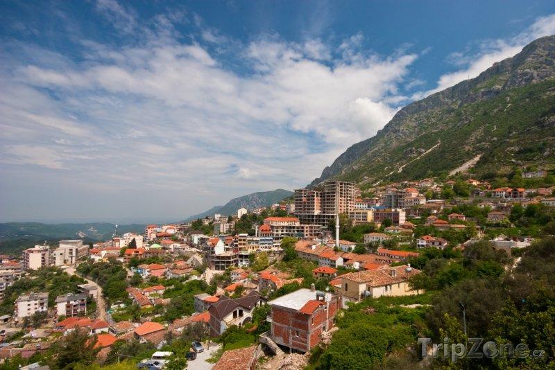 Fotka, Foto Město Kruje (Albánie)