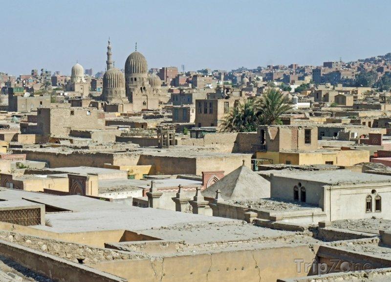 Fotka, Foto Město Mrtvých (Káhira, Egypt)