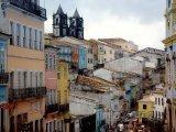 Město Salvador v oblasti Bahia