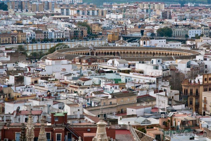 Fotka, Foto Město Sevilla (Sevilla, Španělsko)