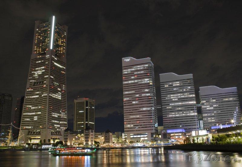 Fotka, Foto Mrakodrapy v Jokohamě (Jokohama, Japonsko)