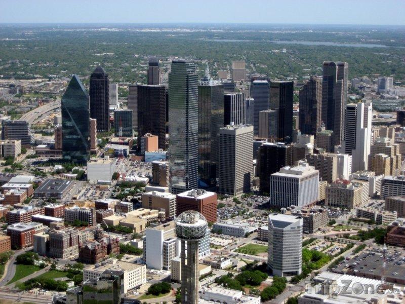 Fotka, Foto Mrakodrapy (Dallas, USA)