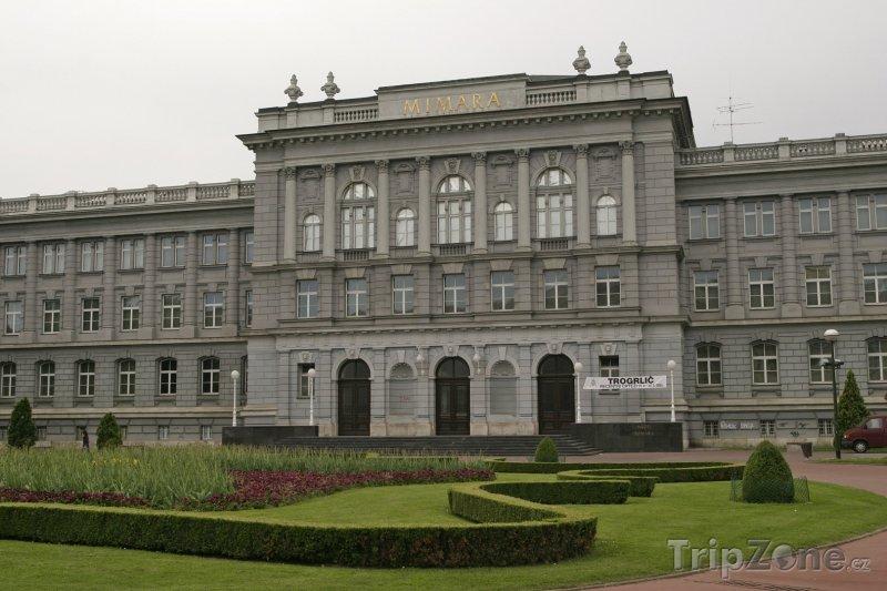 Fotka, Foto Muzeum umění Mimara (Záhřeb, Chorvatsko)