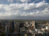 Nairobi, pohled na město