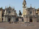 Náměstí Piazza San Carlo