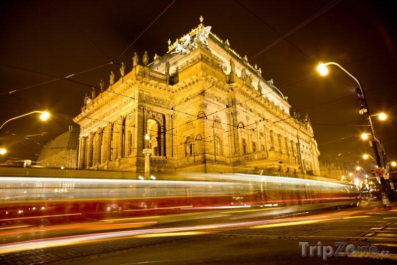 Fotka, Foto Národní divadlo v Praze (Praha, Česká republika)