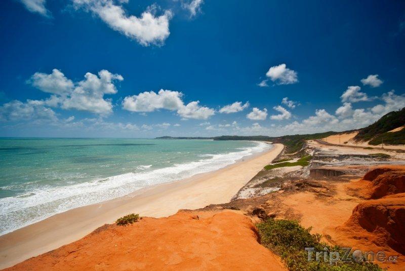 Fotka, Foto Natal - pláž Madeiro (Brazílie)